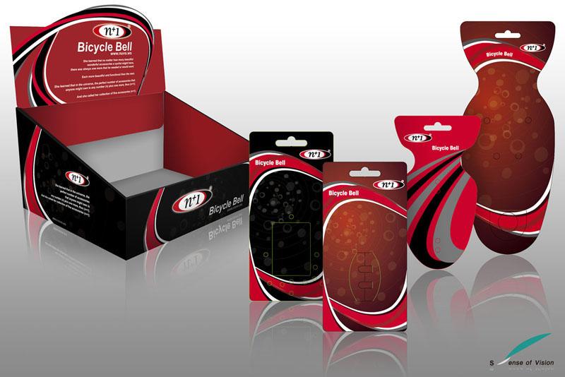 产品包装设计 则以稳重的深灰色和黑色来表达该品牌的高质感 红色搭配